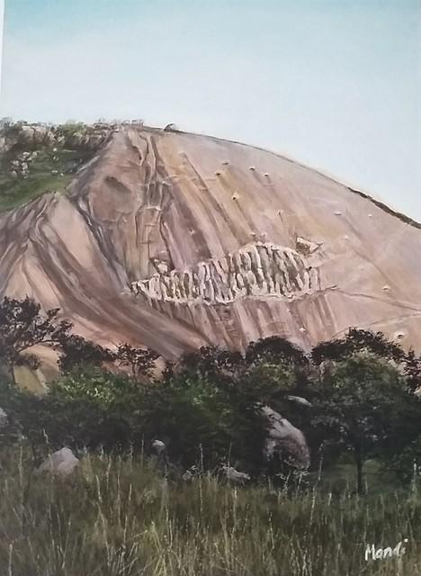Mandi Maritz, 'Sibebe', 2019, Yebo Art Gallery