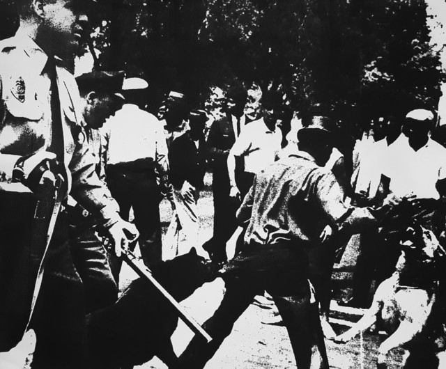 Andy Warhol, 'Birmingham Race Riot', 1964, Graves International Art