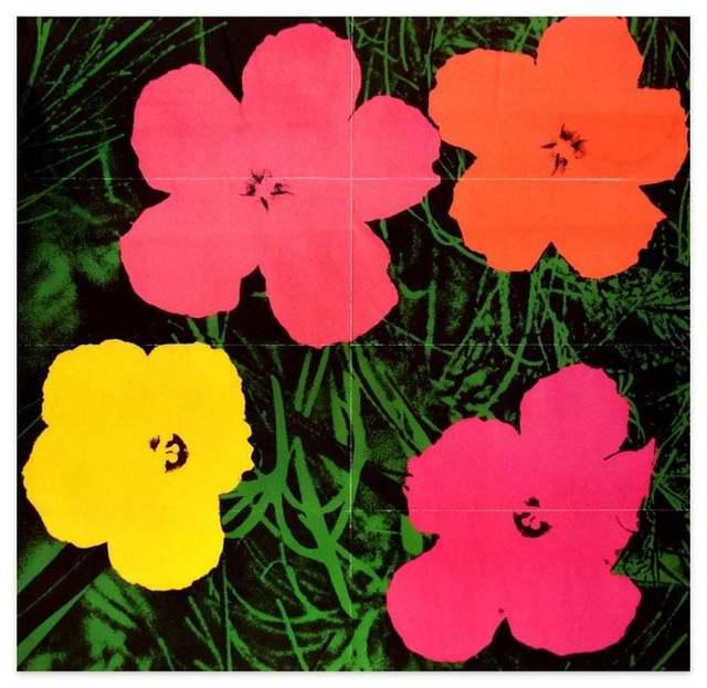 Andy Warhol, 'Flowers Original Mailer', 1964, Wallector