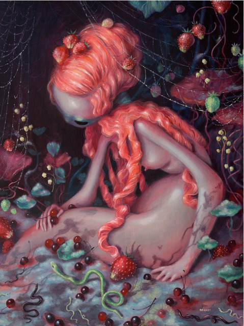 , 'Weep Now Or Nevermore,' , Corey Helford Gallery