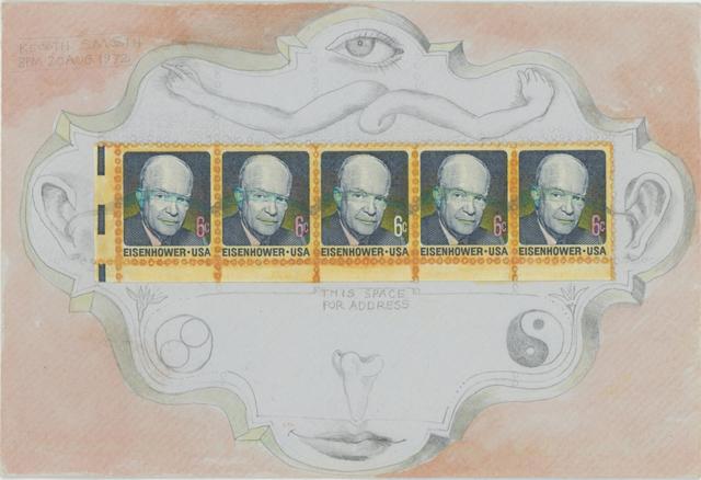 , 'Eisenhower 2; 8 PM, 20 Aug 1972,' 1972, Bruce Silverstein Gallery