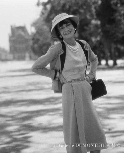 , 'Coco Chanel, Paris - 1956,' 1956, Galerie Dumonteil