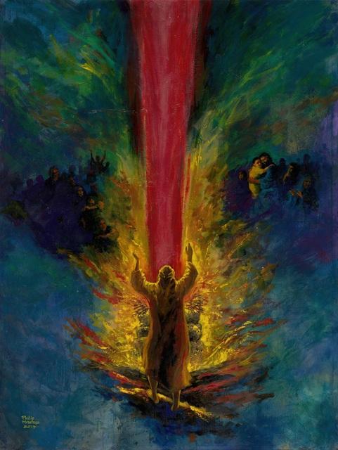 , 'ELIJAH – THE FATHER HEART 以利亞-天父的心,' 2017, Artrue Gallery