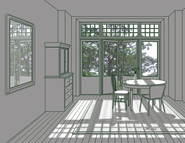 Seon Tae Hwang, 'The Sunshine Room', 2017, Gallery LEE & BAE