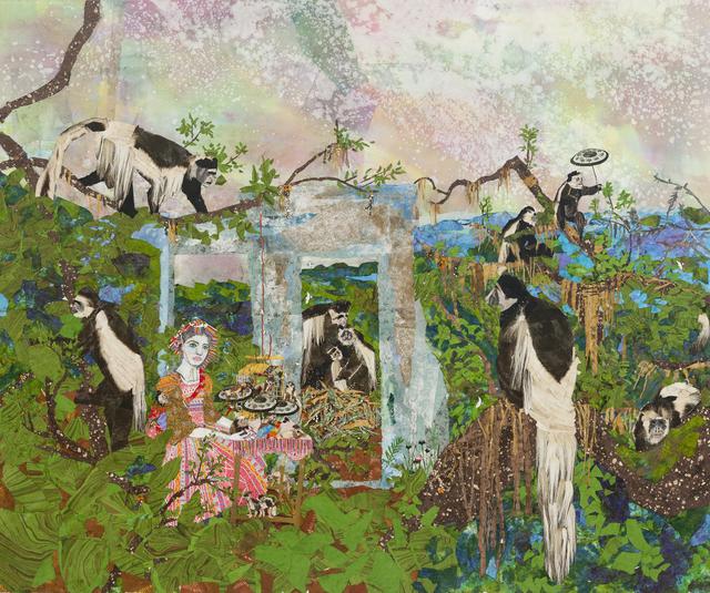 , 'The Demiurge,' 2017, Praxis