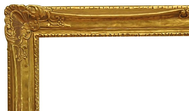, 'Arts and Crafts Metal Leaf Frame Circa 1920 (32x42),' ca. 1920, Susquehanna Antique Company