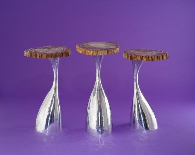 , 'Henri Samuel Side Tables,' , Galerie Yves Gastou