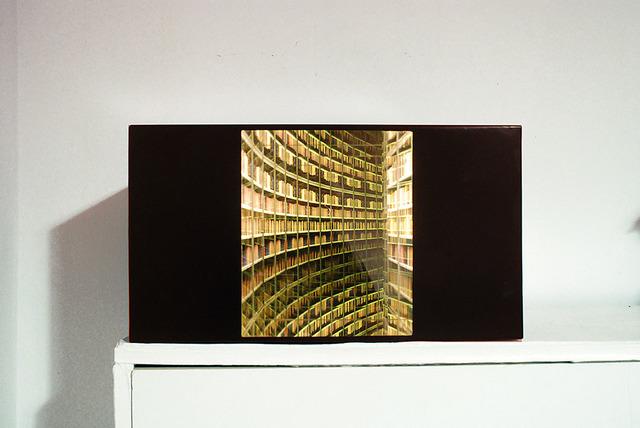 , 'Never-ending corridor (miniature),' 2006, Alarcón Criado