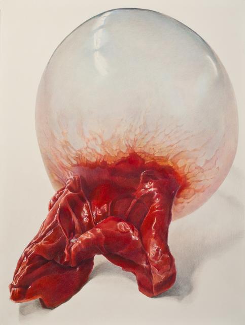 , 'Strawberry,' 2012, Garvey | Simon