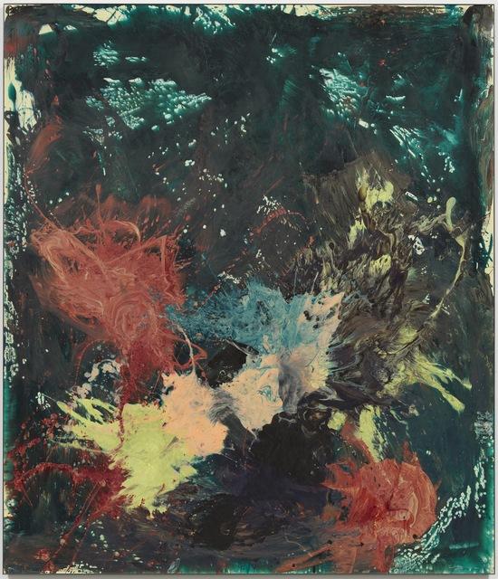 Ryan Sullivan, 'Green Painting', 2019, Painting, Cast urethane resin, fiberglass, epoxy, Swiss Institute Benefit Auction
