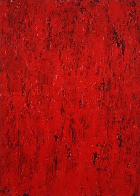 , 'Untitled (Red),' 1979, Charles Nodrum Gallery