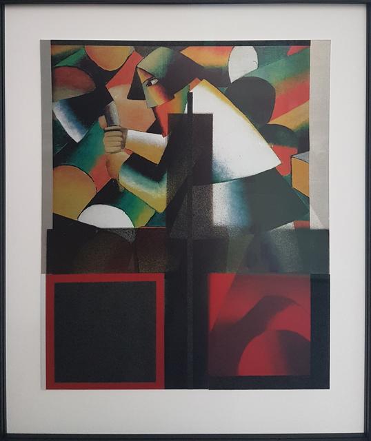 , 'Maljevich,' 2019, Ani Molnár Gallery
