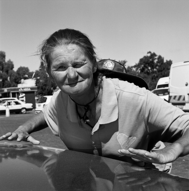 , 'Corrie Saayman, parking attendant, Oudsthoorn, South Africa,' 2013, Flatland Gallery