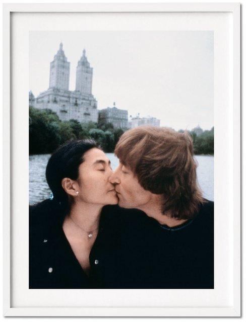 , 'Kishin Shinoyama. John Lennon & Yoko Ono. Art Edition B,' 1980, TASCHEN