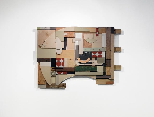 , '19:42,' 2017, RuArts Gallery