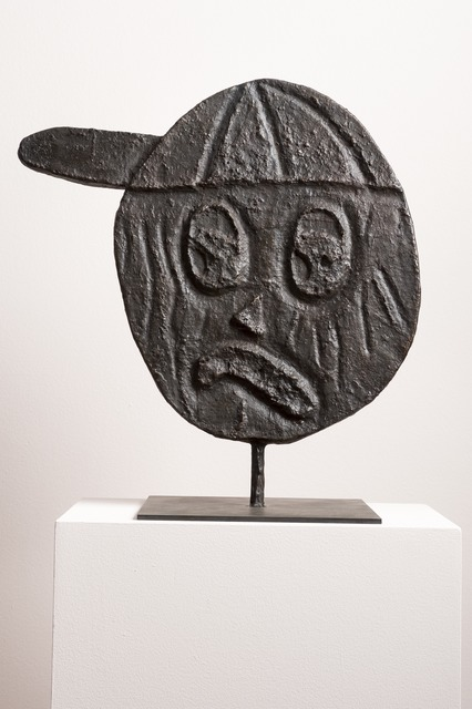 , 'HEAD 2,' 2014, McClain Gallery