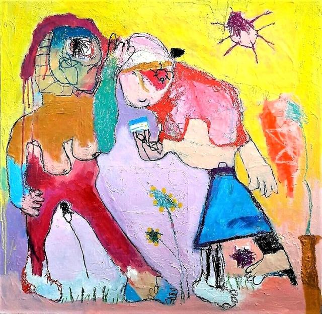 Ronnie Némorin, 'RIEN QUE POUR TOI', 2018, Poulpik Gallery
