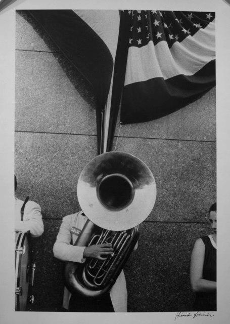 , 'Political Rally, Chicago,' 1956, Bruce Silverstein Gallery