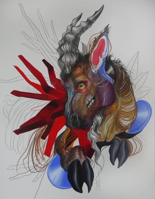 , 'Amalatea,' 2017, SGR Galería