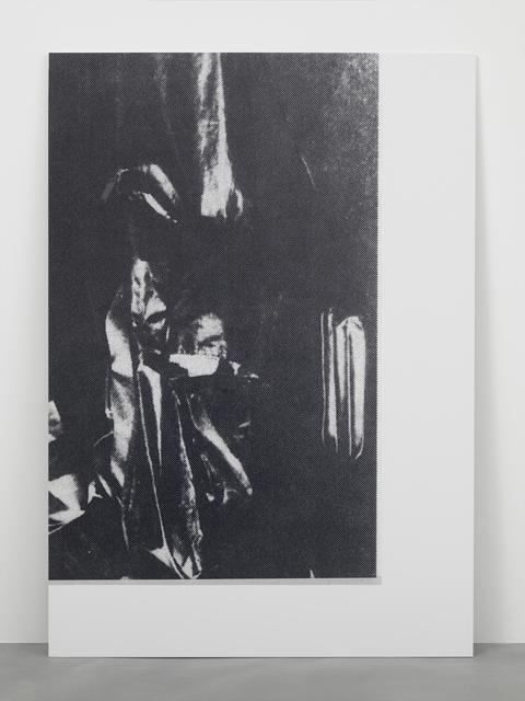 , 'Untitled (H.L.M.) # 10,' 2012, Galerie Eva Presenhuber
