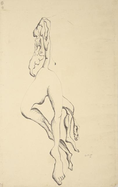 , 'Untit,' 1949, Galeria Raquel Arnaud