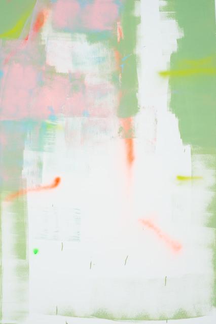 , 'Pintura sem título (Spray Neon),' 2015, Mercedes Viegas Arte Contemporânea