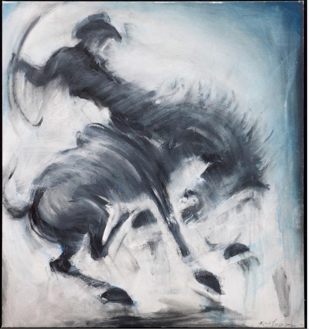 , 'Horse & Rider ,' , Maddox Gallery