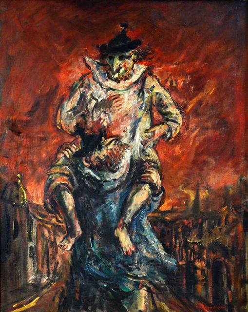 , 'Fire in Venice,' 1970, Dan Gallery