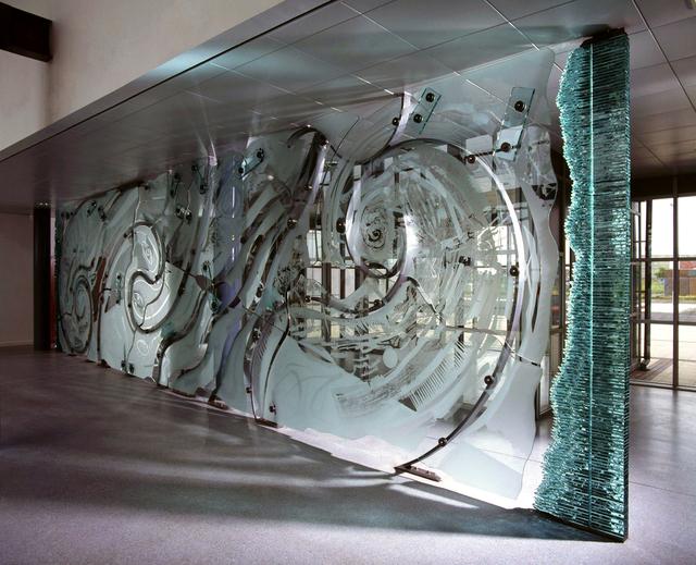 , 'Broken Sea,' , Inception Gallery