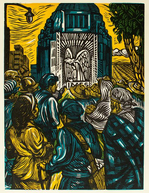 , 'La Revolución y la Seguridad Social II,' 1960, Hecho a Mano