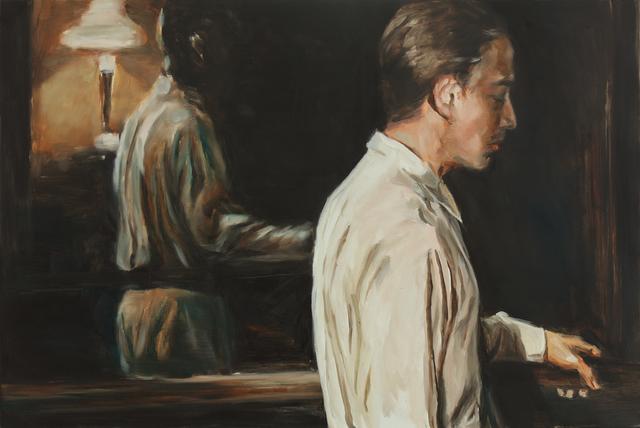 , 'A Corner,' 2018, Matthew Liu Fine Arts