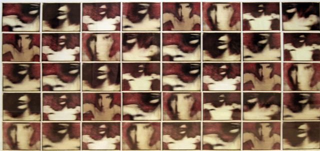, '#3 Thirty-Two Frames, series: Scenes for a Movie for One,' 1997, Corkin Gallery