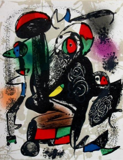 Joan Miró, 'Untitled', 1981, Galerie d'Orsay