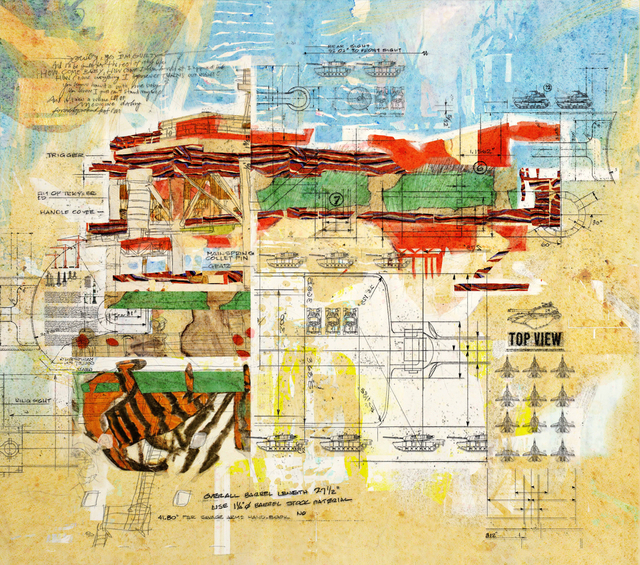 Waseem Marzouki, 'Platform-35.682677,51.421509,' 2014, Meem Gallery