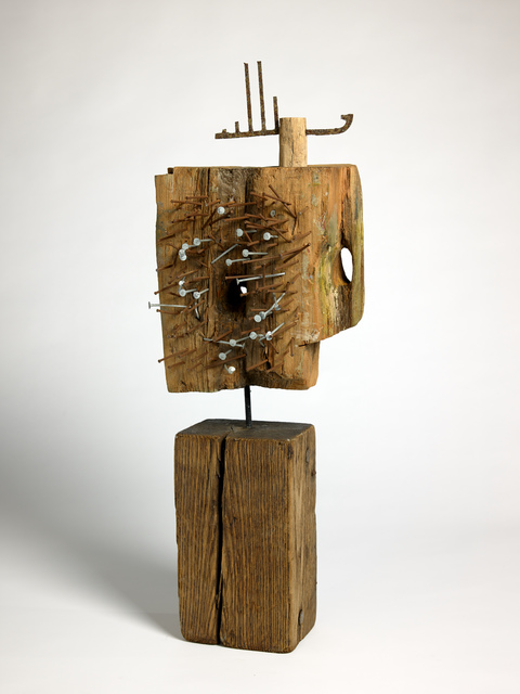 , 'Standing Statue I,' 1991-1992, Taipei Fine Arts Museum