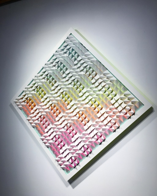 , 'Multidimensional Rhythm Machine,' 2017, Joseph Gross Gallery