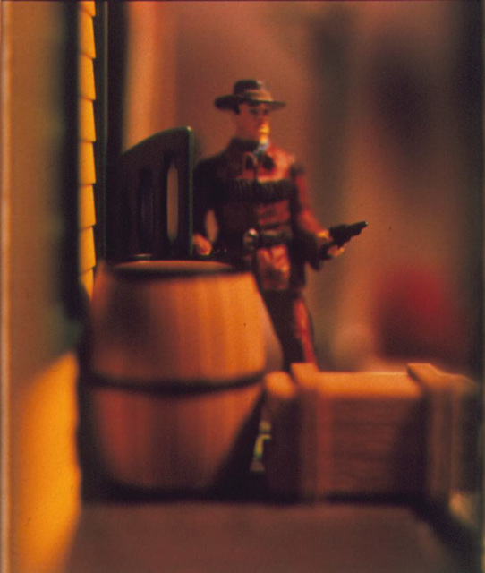 David Levinthal, 'The Wild West, 89-PC-C-13', 1989, Julie Nester Gallery