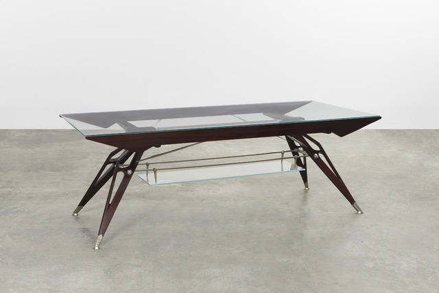 , 'Dining table,' ca. 1955, Sebastian + Barquet