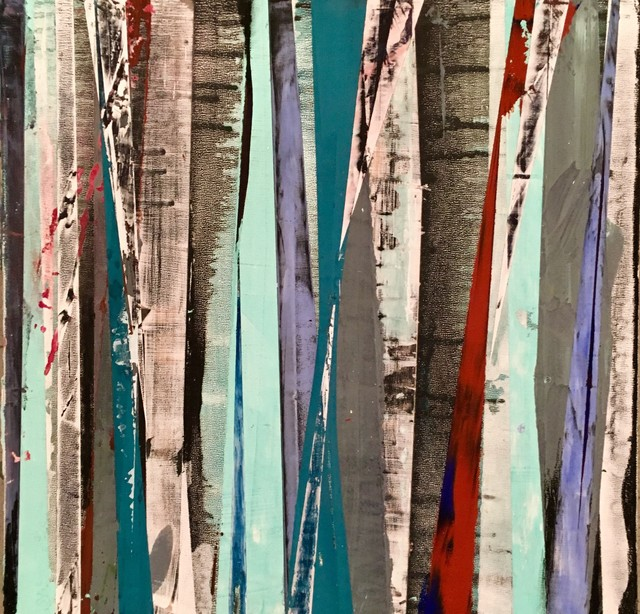 , 'Big Little #117,' 2018, Carrie Haddad Gallery
