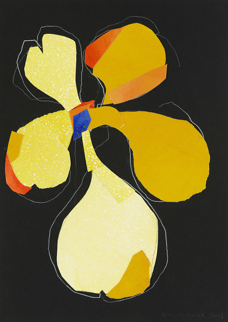 , 'Night Orchid 203,' 2014, Pace Gallery