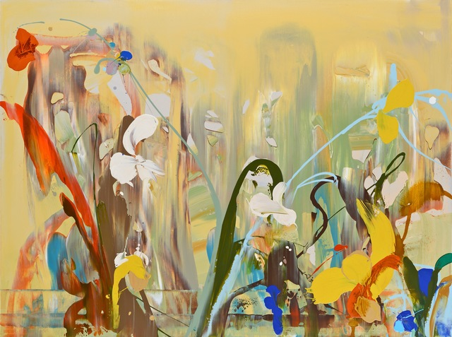 Daniel Phill, 'Aubrietia ', George Billis Gallery