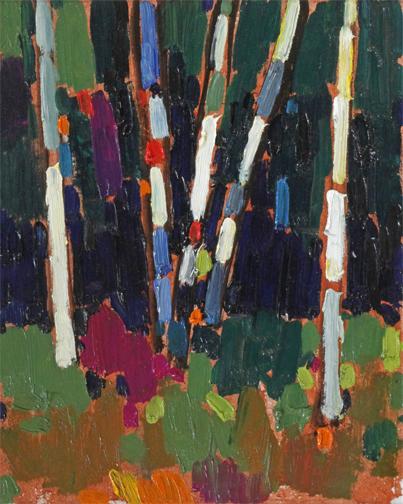 , 'TREES,' ca. 1983, Roberts Gallery Ltd.
