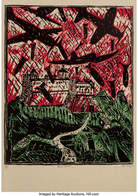 Italo Scanga, 'Monte Cassino', 1984, Heritage Auctions