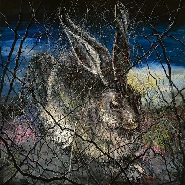 , 'Hare,' 2012, Ullens Center for Contemporary Art (UCCA)