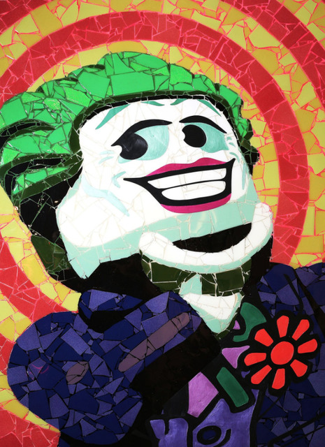 , 'Joker ,' 2017, Maddox Gallery