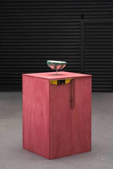 , 'Aculturação (não) é integração (Transamazônica),' 2016, Galeria Luisa Strina