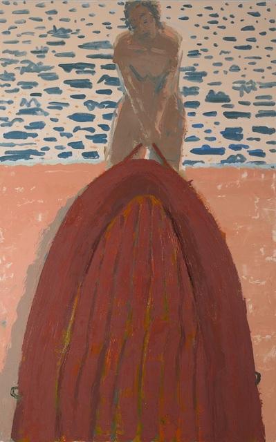 , 'Tug,' 2019, Slag Gallery