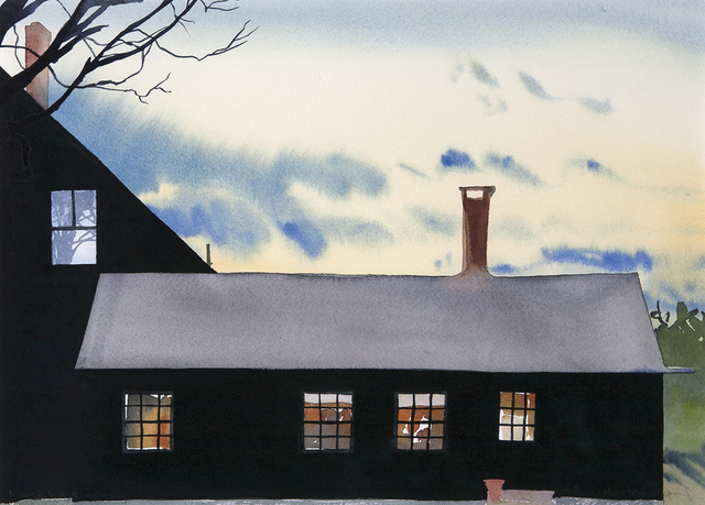 , 'November 14 Morning,' , Dowling Walsh