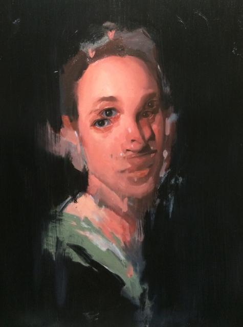 , 'New Beginning,' 2015, Abend Gallery