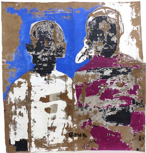 , 'Brobrosseurs #5,' 2018, Galerie Cécile Fakhoury - Abidjan